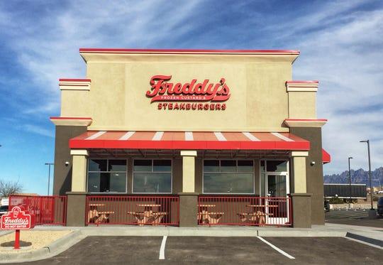 Freddy's Frozen Custard & Steakburgers, 601 S. Telshor Blvd.