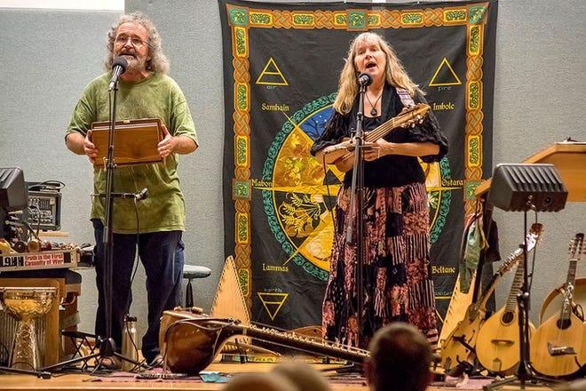 Four Shillings Short will perform in Silver City on Feb. 16.