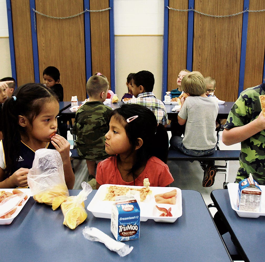 Shutdown could impact funding for school lunch program
