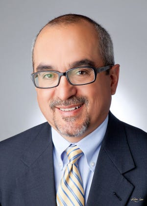 James Jimenez, executive director of New Mexico Voices for Kids.