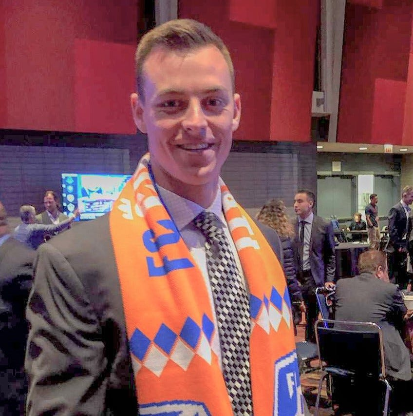 Michigan Jags' keeper Hague among five Bucks taken in MLS SuperDraft