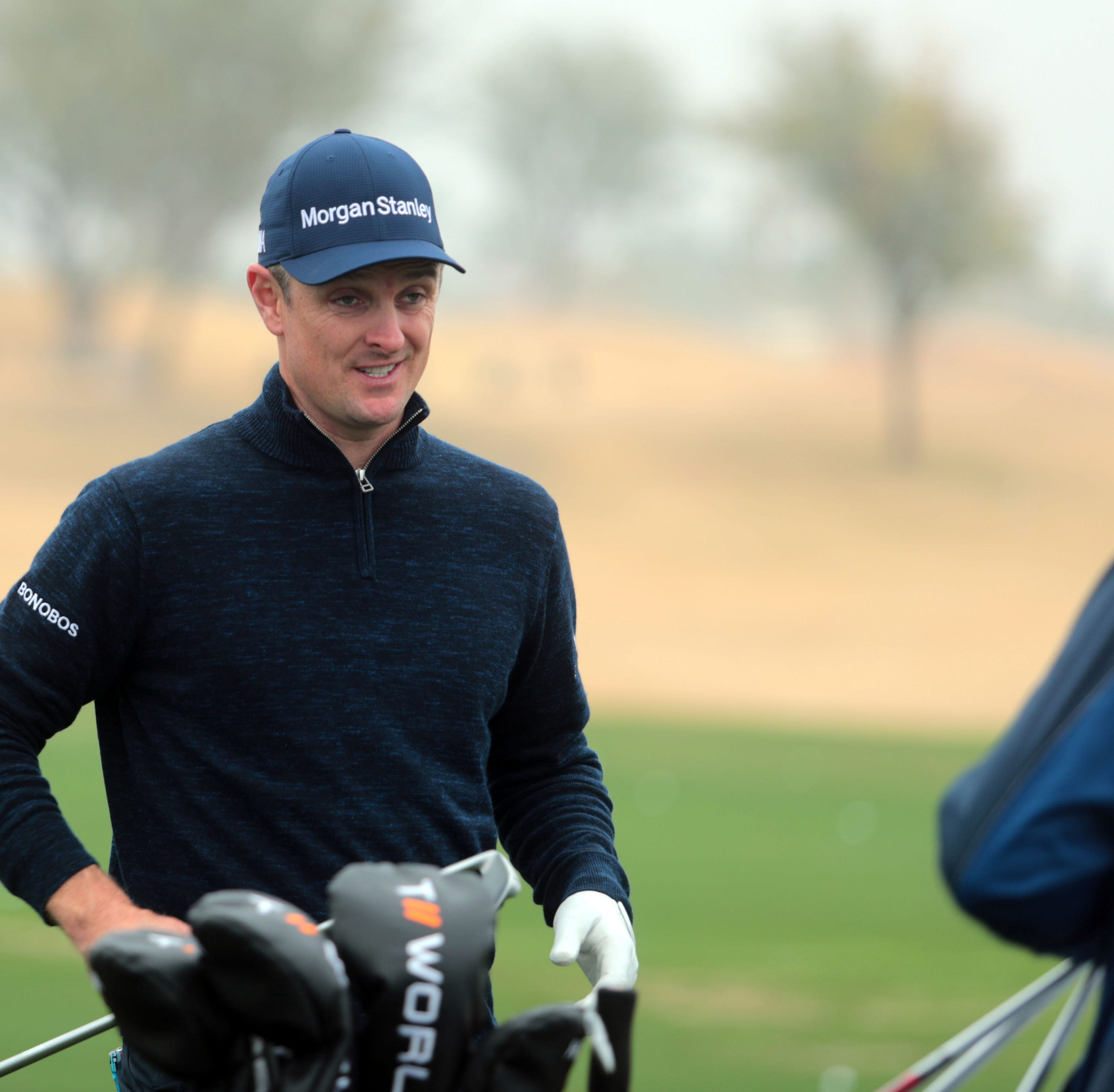 Now that he's reached No. 1 in world, Justin Rose brings new goals  to Desert Classic