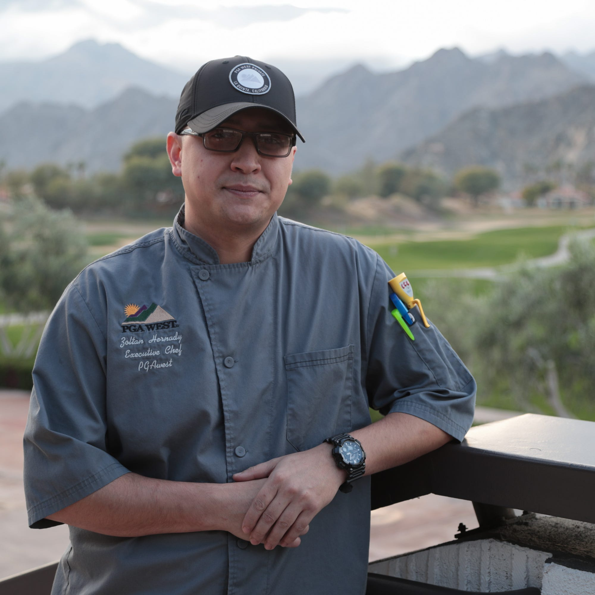 From Chinese-inspired jerky to strawberry salads, nutrition key for Desert Classic golfers