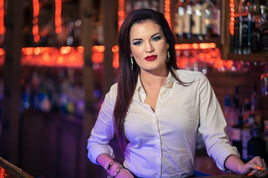 Katie Garrett is the owner of the Old Hickory Whiskey Bar, located 123 South Palafox Street.