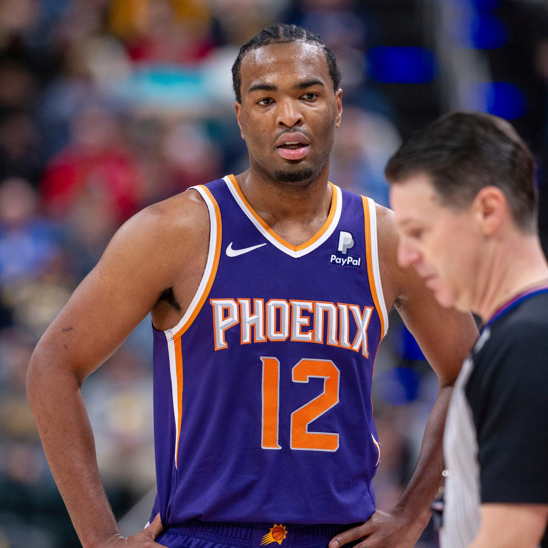 Suns' TJ Warren could play pickup, but was never 'mentally and physically' ready to return