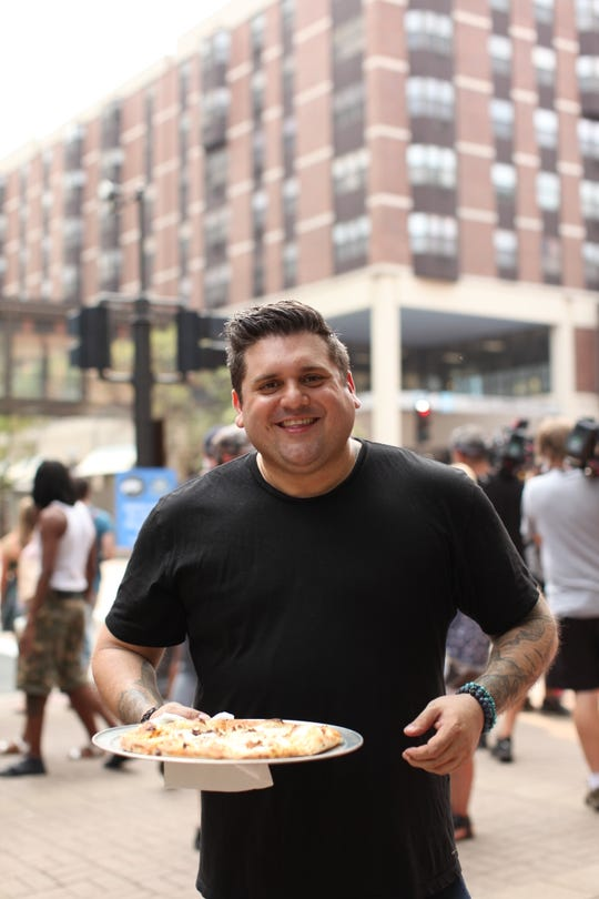 Former Valley chef Brad Miller debuts his show Food Truck Nation on Jan. 22, on Cooking Channel.