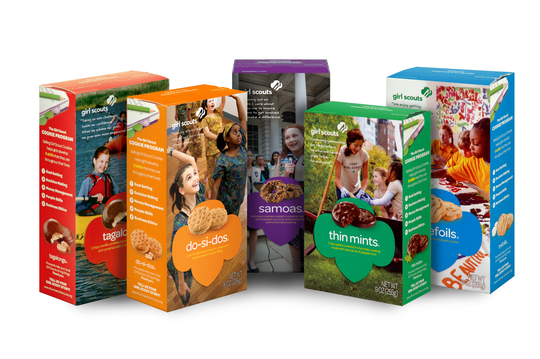 Girl Scouts of Louisiana — Pines to the Gulf will participate in National Girl Scout Cookie Weekend 2019 this Feb. 22-24/