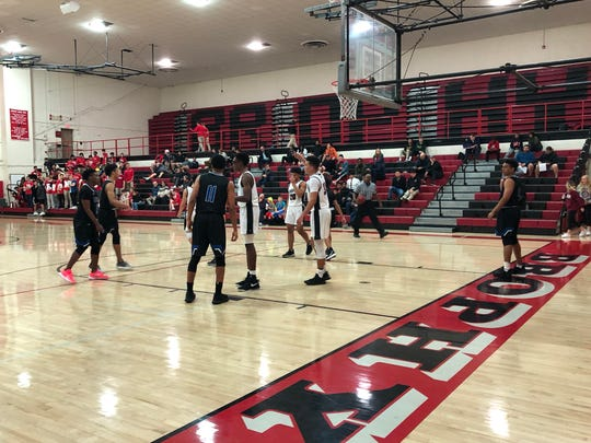 Brophy takes on Chandler at Brophy College Prep.