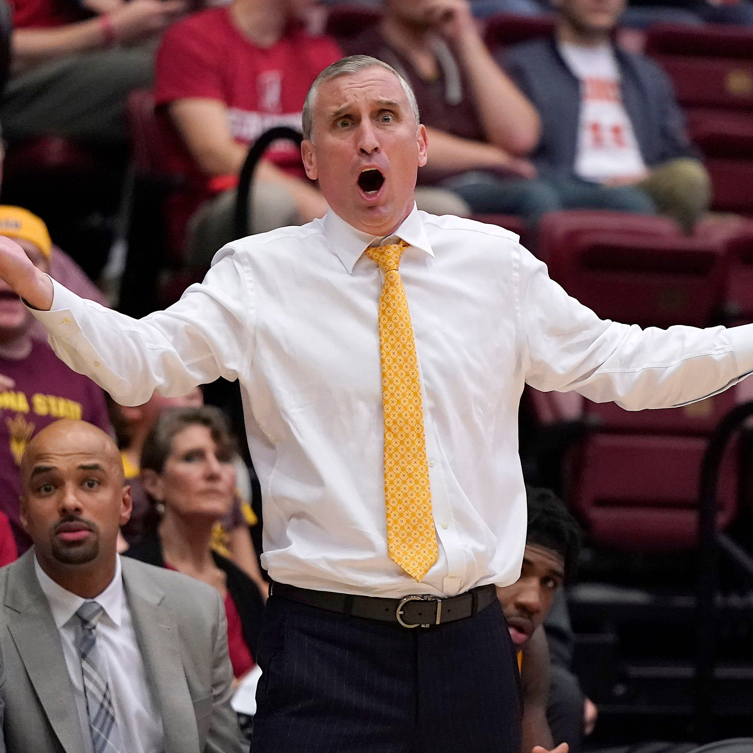 Bobby Hurley's most talented team at ASU has been more challenging than expected