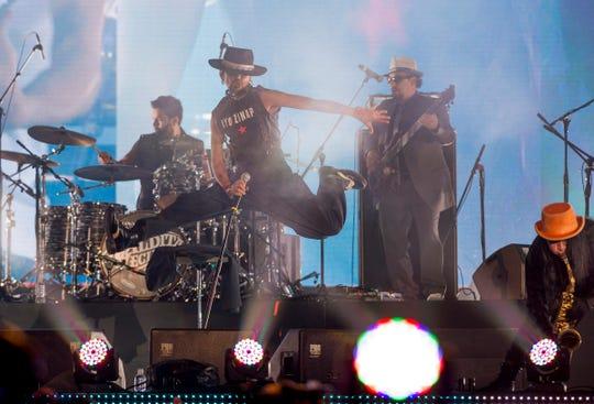 """Los integrantes de Maldita Vecindad, aplaudieron los premios que ha obtenido la cinta """"Roma"""", pues consideran que es una cinta que retrata la mexicanidad."""