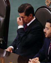 Denuncian soborno de 'Chapo' Guzmán a Peña Nieto.
