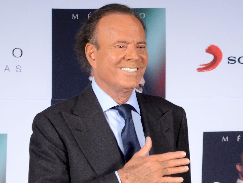 Disney, enfocado en bioserie de Julio Iglesias