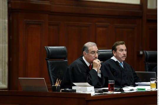 Corte Suprema en México rechazó ley migratoria.