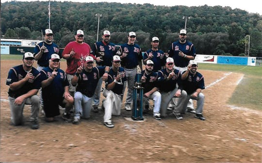 South Lebanon re-formed 2012 and went undefeated to win the 60th annual Labor Tournament.
