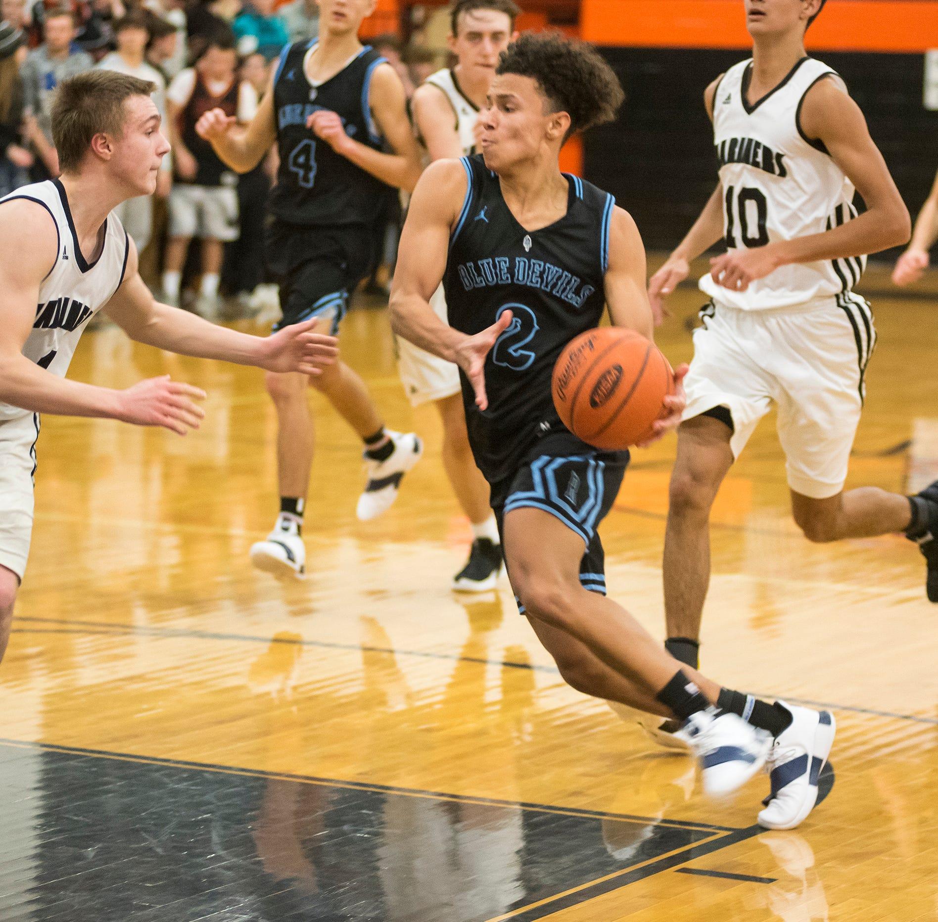 Michigan high school basketball: Mick McCabe's state rankings