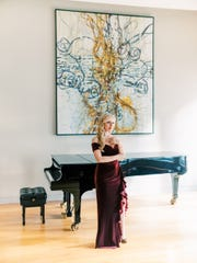 Natasha Paremski, a world-renowned Russian-American pianist, said she listens to old school jazz to unwind after a long day of practicing the piano.
