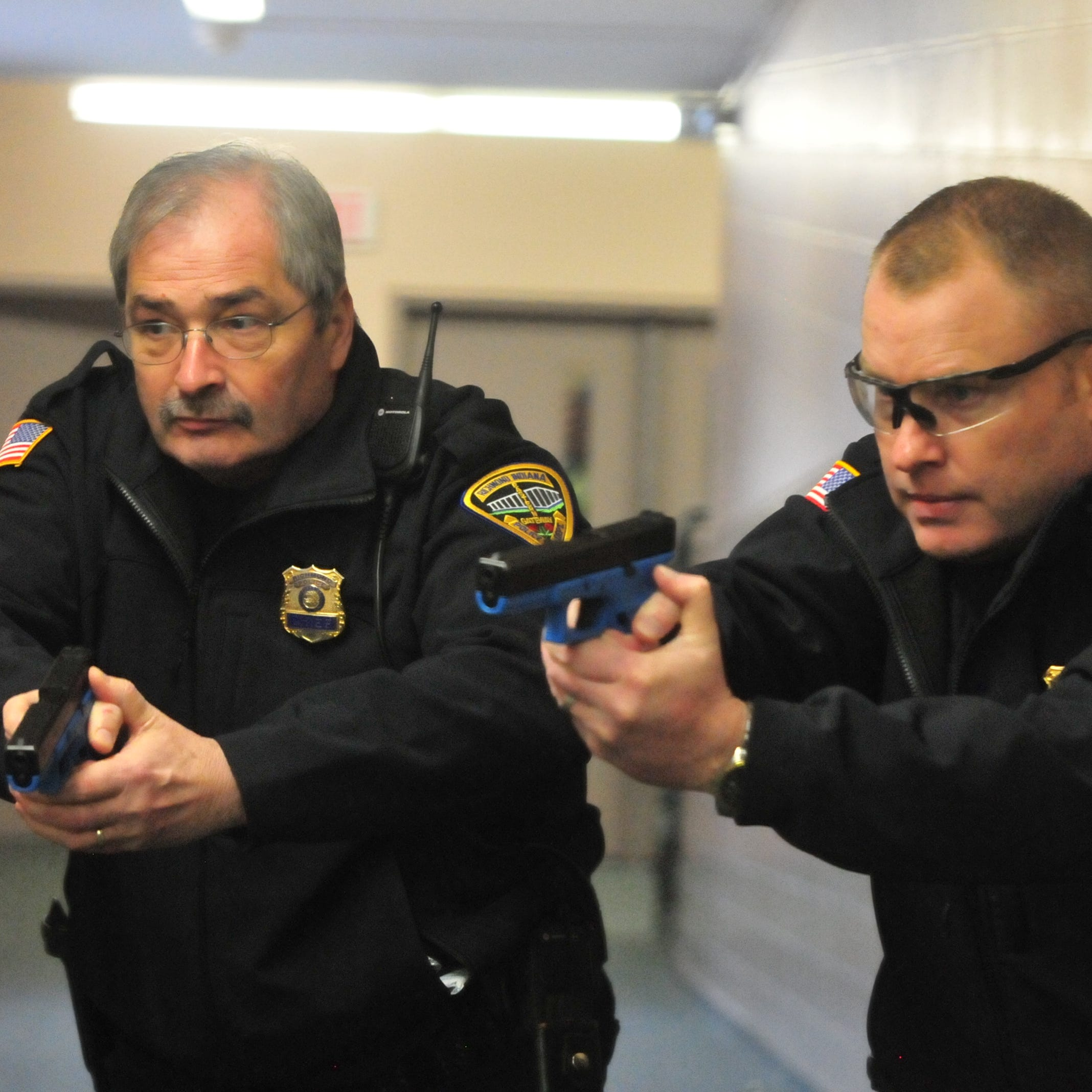 Officers, school observers learn from active-shooter training scenarios