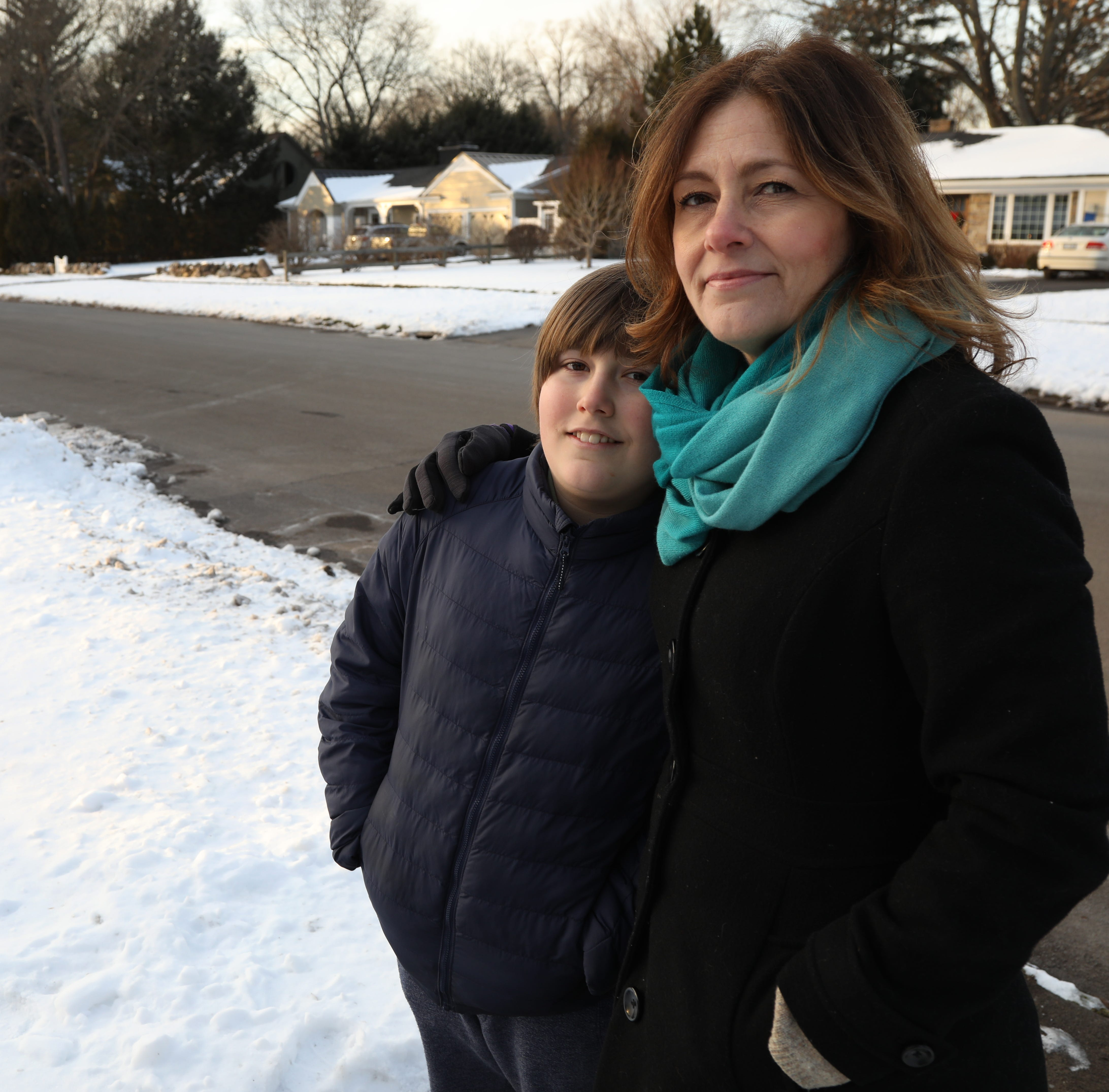 Andreatta: Driver's non-apology for car accident hits Pittsford boy hard