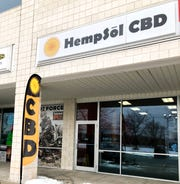 HempSol offers CBD products