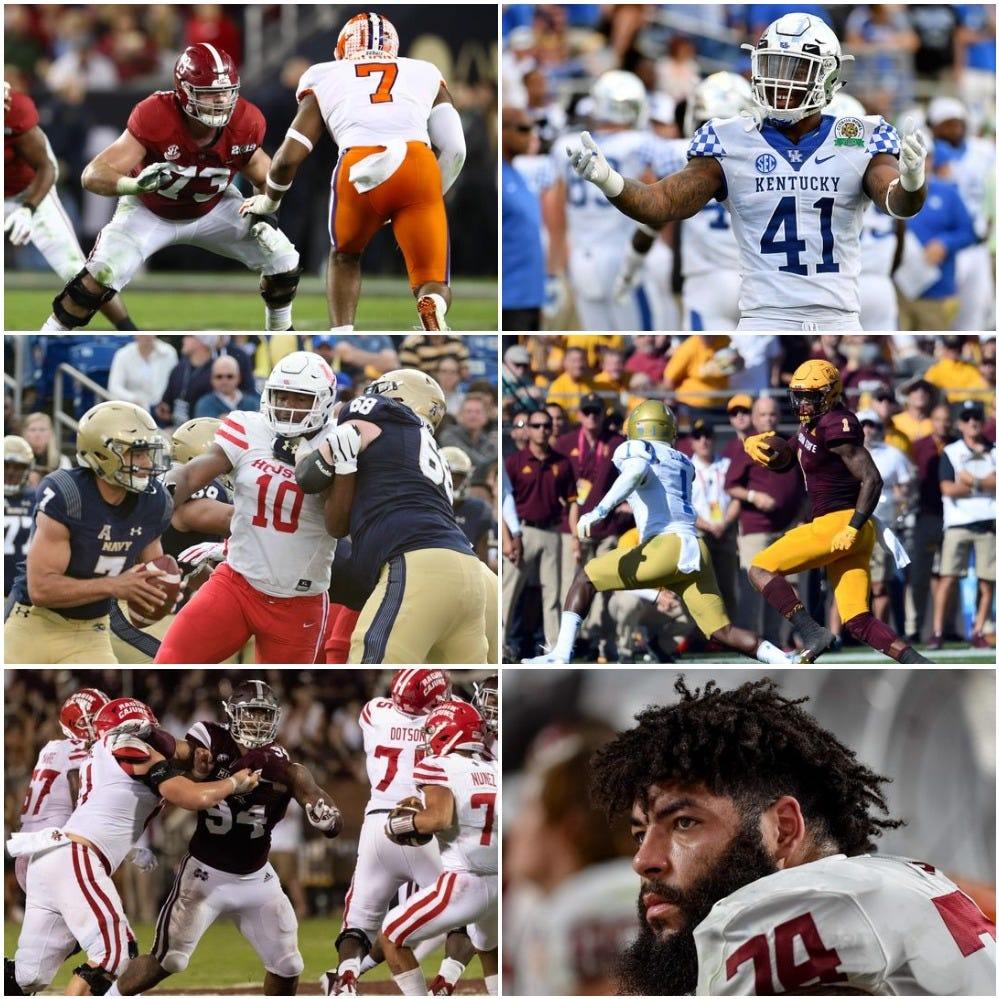 NFL mock drafts: 7 players the Buffalo Bills could take in the first round