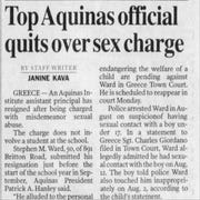 1998 story on Stephen Ward case