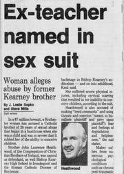 1993 article on John Heathwood case