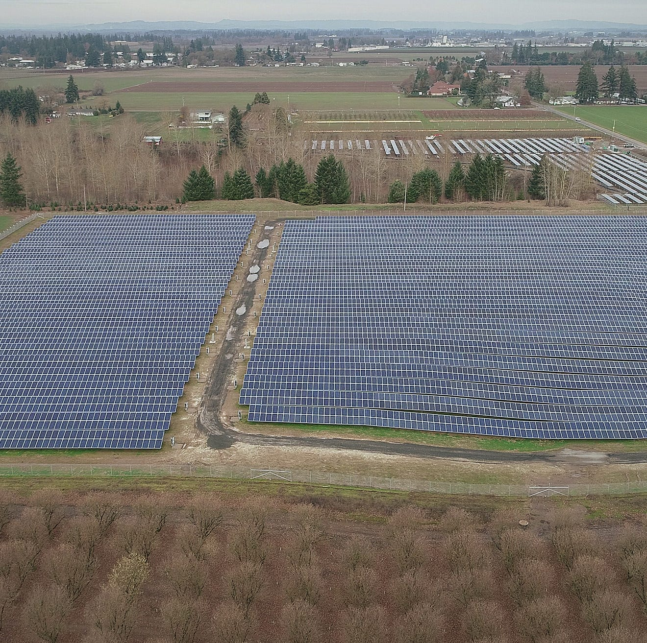 Oregon could effectively ban solar farms, but first a bunch of new ones will be built