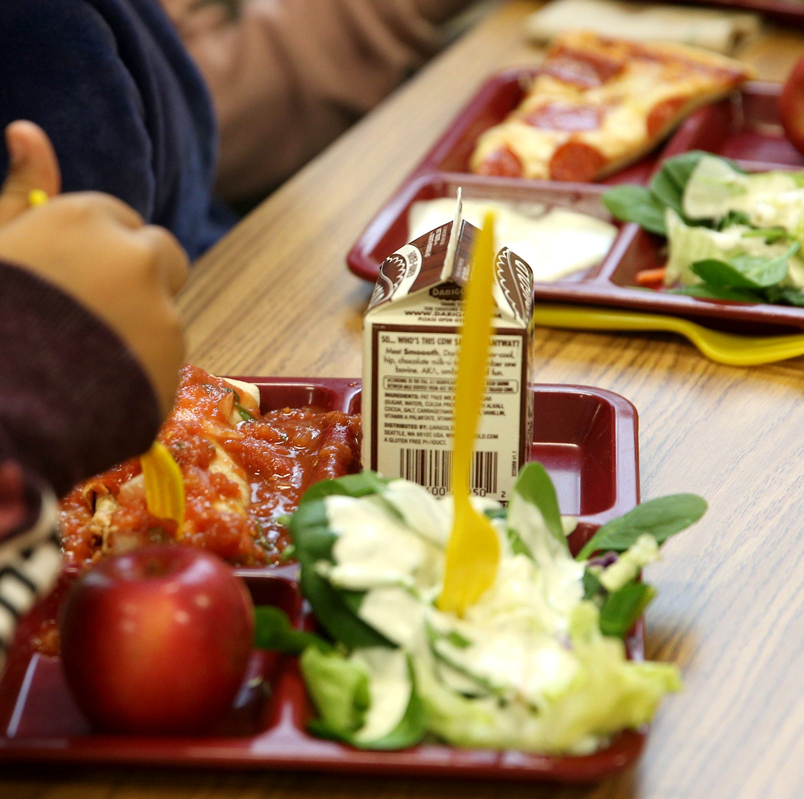 Oregon lawmakers want more school meal options, federal changes may limit them