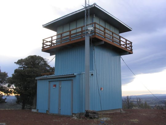 The Oregon Department of Forestry is hiring to find someone to staff the Henkle Butte Lookout this summer.