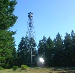 Want to work atop a mountain? Oregon now hiring fire lookouts across the state