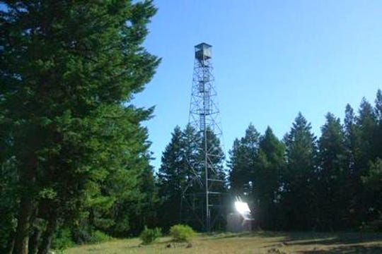 Tamarack Lookout will need someone to staff it this coming summer. The Oregon Department of Forestry is hiring for that job now.