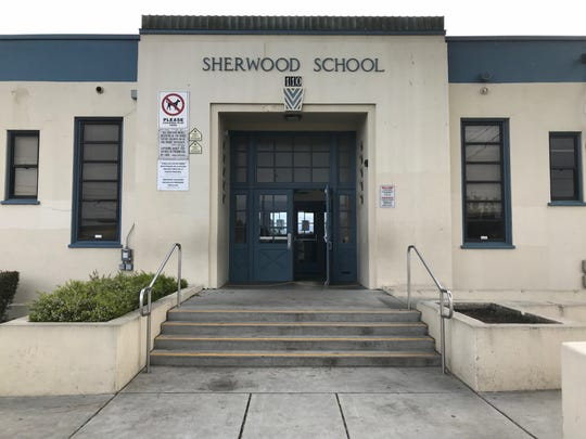 Sherwood Elementary School, which houses the Salinas City Elementary School District's Family Resource Center.