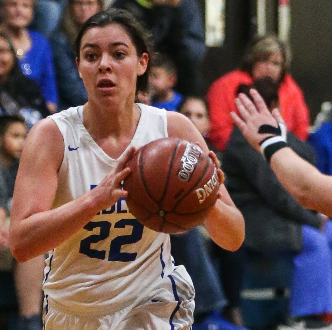 BASKETBALL ROUNDUP: Eden boys and girls remain perfect in district play