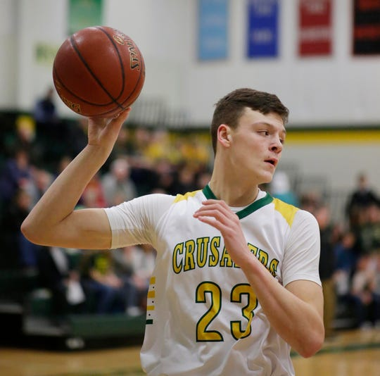 Sheboygan Lutheran junior Jacob Ognacevic reached the 1,000-point milestone in just 38 games.