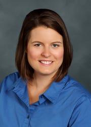 Physician Assistant Amber Koll oversees Aurora Sheboygan's geriatric ER.