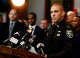 Press conference for Shreveport Police Officer Chatéri Payne.