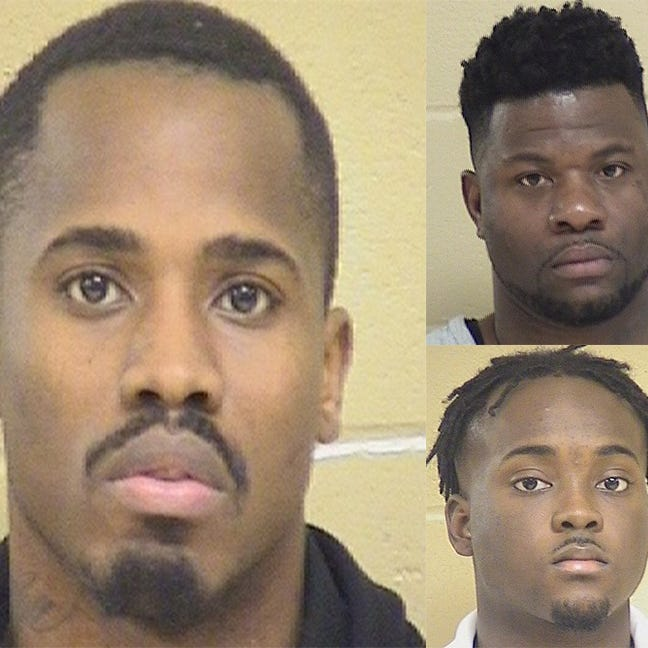 3 indicted in shooting death of Shreveport officer Chateri Payne