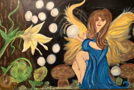 """""""UnEarthed: A Gem of a Journey,"""" a solo exhibit of Tracy McComic, opens Jan. 16 at Central Artstation in Shreveport."""