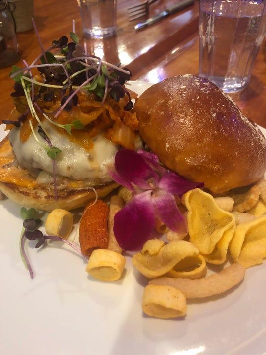 The Market Go-chu burger