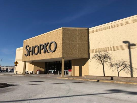 Shopko, 1200 Main St. in Stevens Point