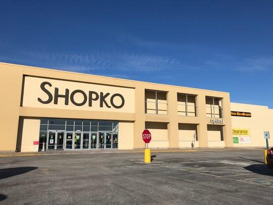 Shopko, 1800 Plover Road in Plover