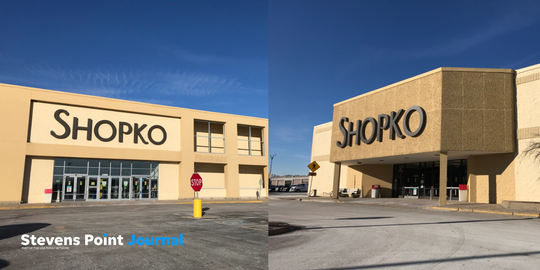 Shopko announced Jan. 16, 2019 it would close 105 stores. Wisconsin will see 16 stores close, including in Stevens Point and Plover.