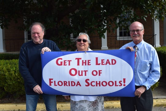 Florida A&M profess Don Axelrad, environmental scientist Amy Datz and allergist Ron Saff are leading efforts to remove lead from public school drinking water.
