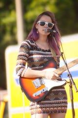 Rachel Hillman performs Saturday at Blues Tavern.