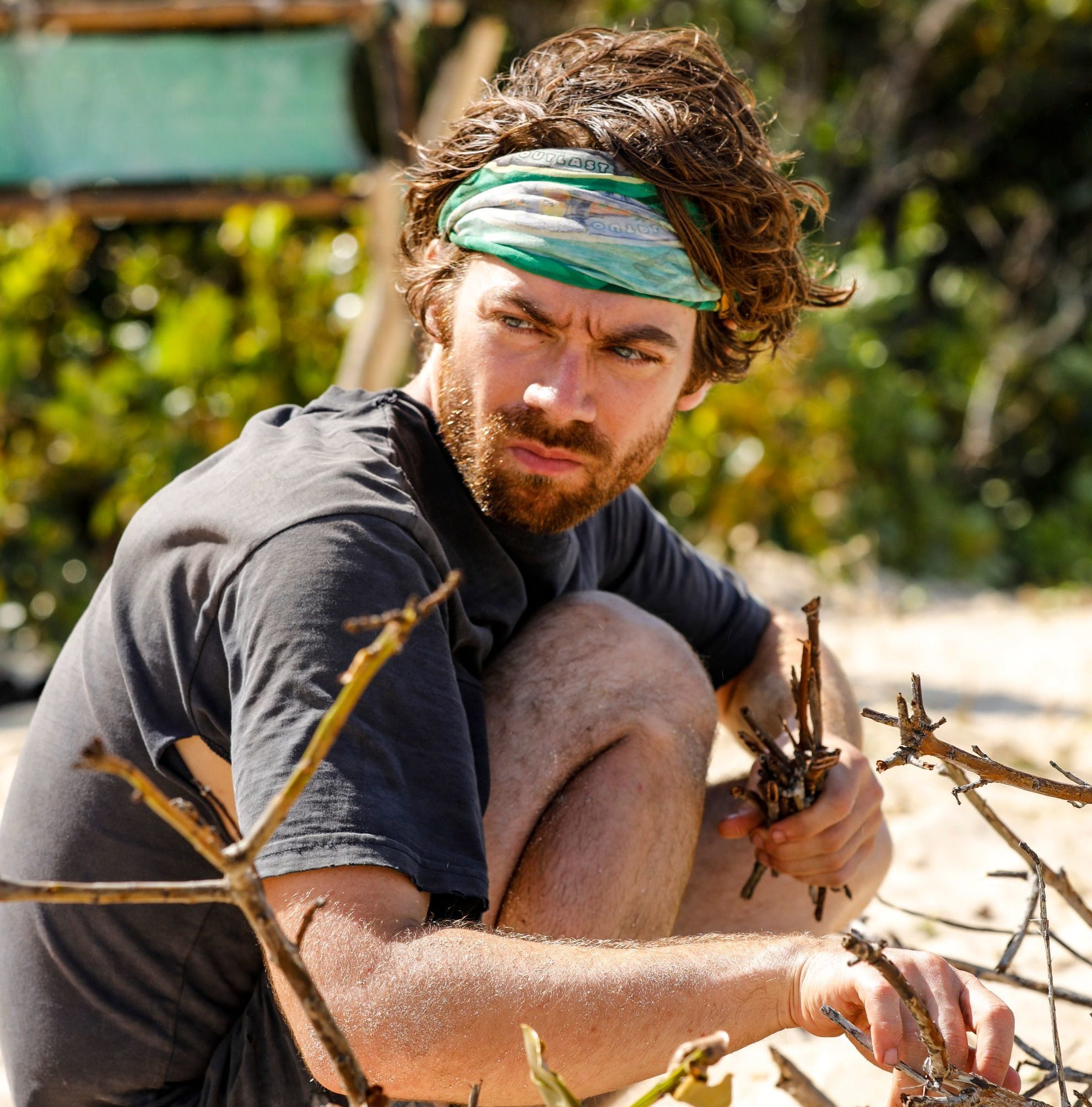 'Survivor' reality TV star Christian Hubicki to answer questions about life on Fiji
