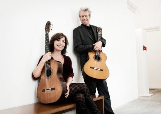 The FSU College of Music presents the internationally renowned Amadeus Guitar Duo in concert Saturday.