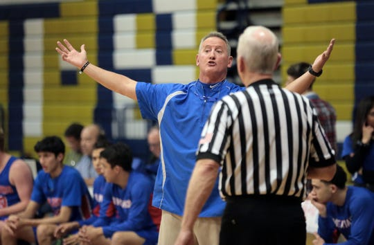 Americas staged an impressive come-from-behind 56-52 win over Coronado at Coronado High School.