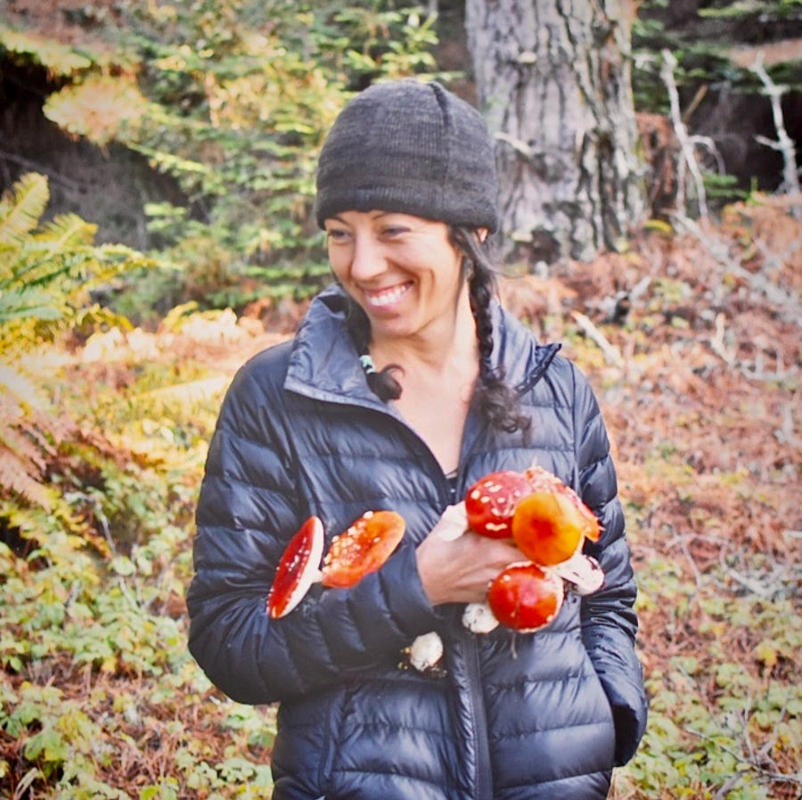 """""""Tasting the Wild: Foraged Flavors of Local Plants and Mushrooms"""" will feature Jess Starwood, owner of SunRaven Apothecary in Thousand Oaks."""