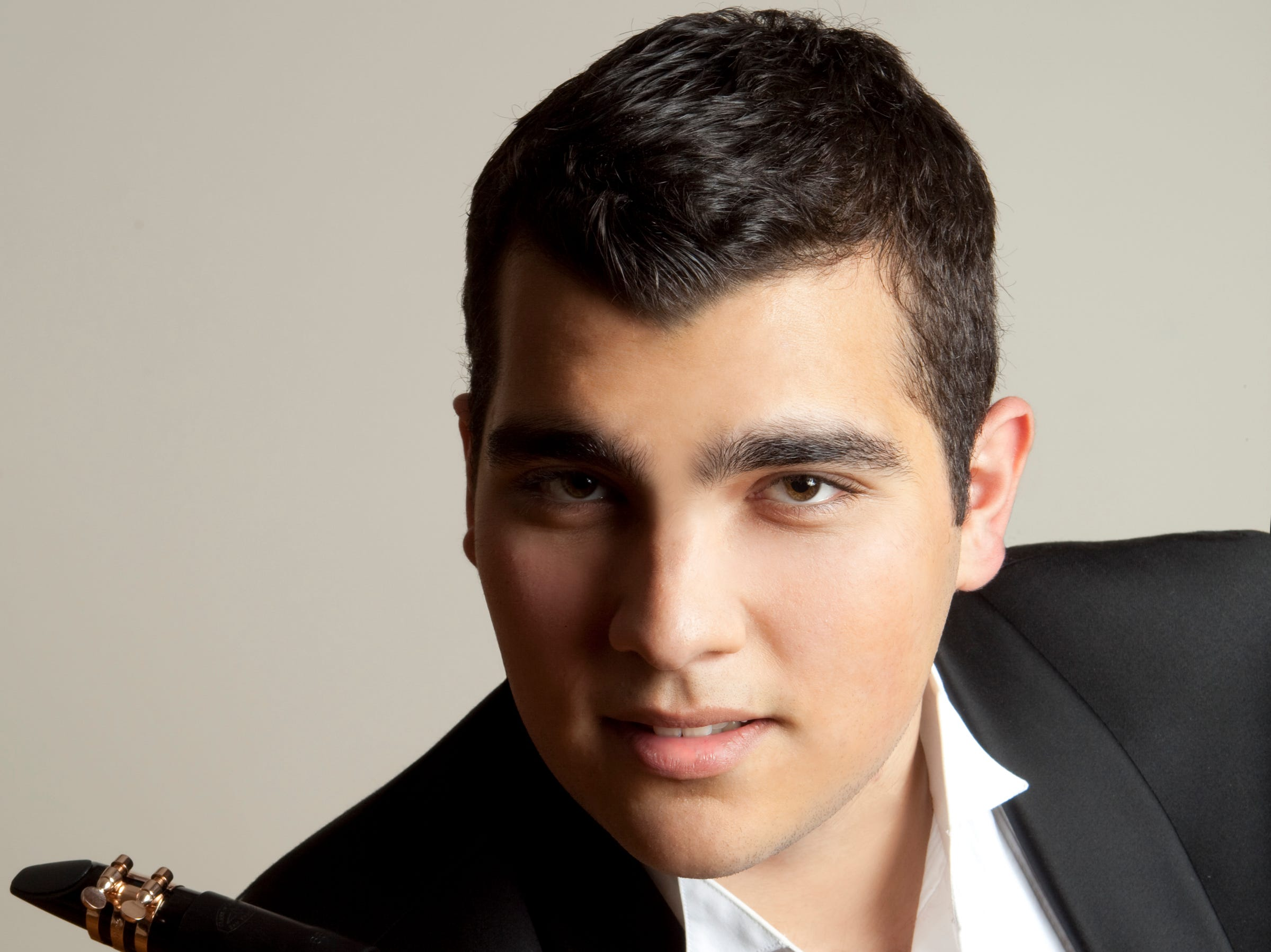 Clarinetist Narek Arutyunian will perform with pianist Christopher Goodpasture at the season's first Chamber On The Mountain concert Sunday in Ojai.