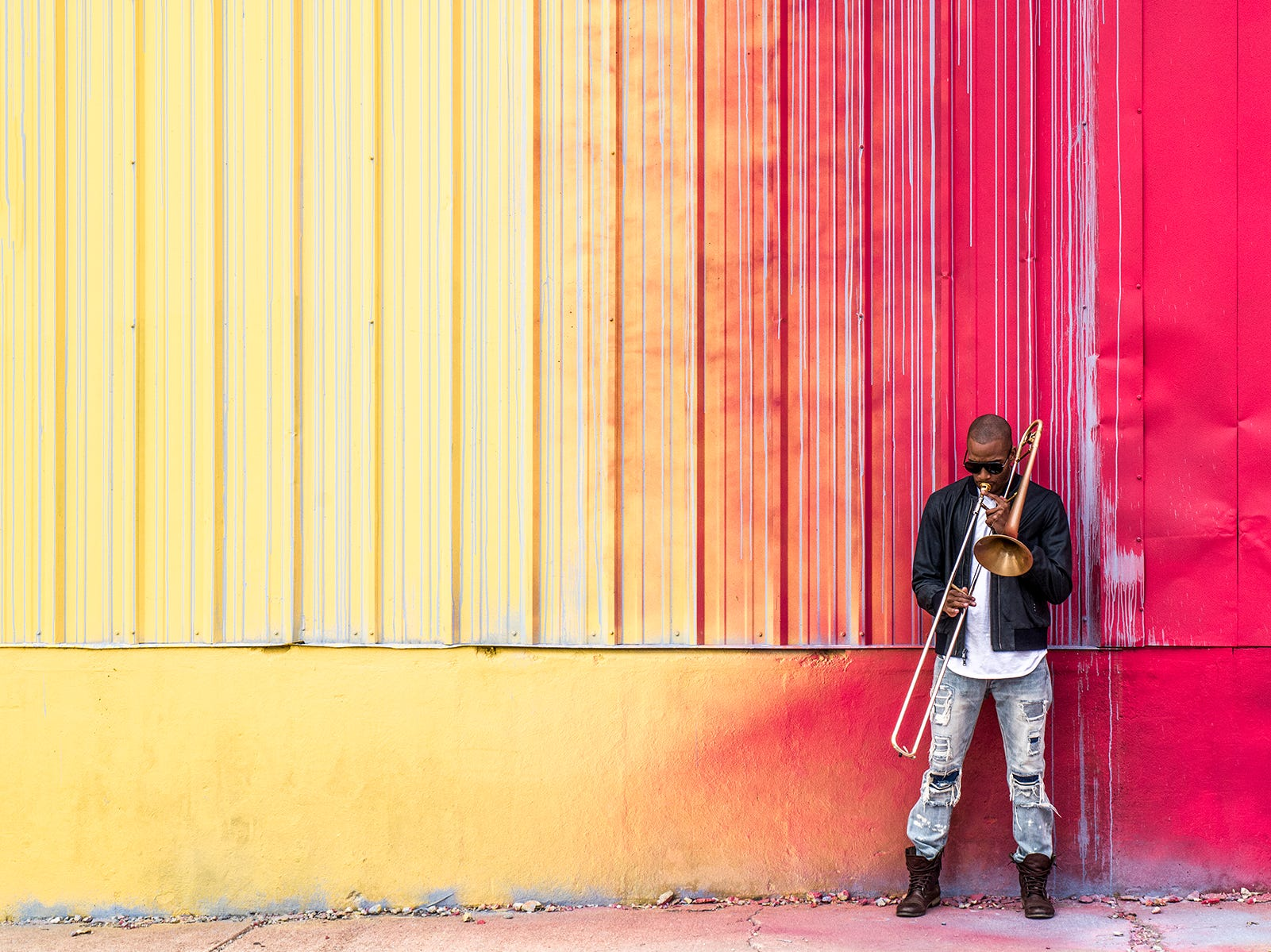 Trombone Shorty is coming to the Chumash Casino on Friday.